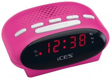 Radiowecker Ices ICR 210 pink