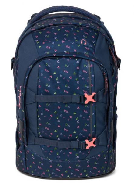 Satch Pack Schulrucksack Funky Friday blau 30 Liter